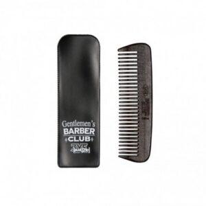 Гребень мужской 3ME Maestri для бороды и усов (28 зубьев)
