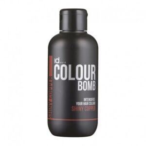 Id Hair Colour Bomb Shiny Copper Тонирующий Бальзам Блестящий Медный, 250 мл.