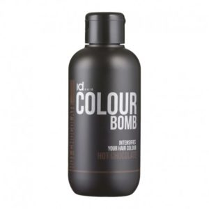 Id Hair Colour Bomb Hot Chocolate Тонирующий Бальзам Горячий Шоколад, 250 мл