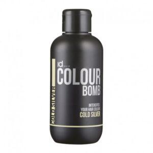Id Hair Colour Bomb Cold Silver Тонирующий Бальзам Холодный Серебрянный, 250 мл