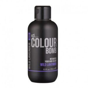 Id Hair Colour Bomb Wild Lavender Тонирующий бальзам Лавандовый, 250 мл.