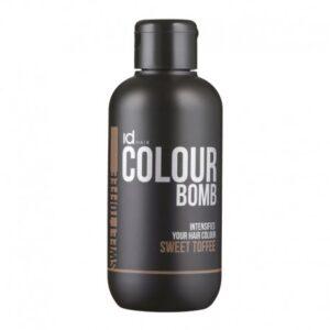 Id Hair Colour Bomb Sweet Toffee Тонирующий Бальзам Нежная Ириска, 250 мл