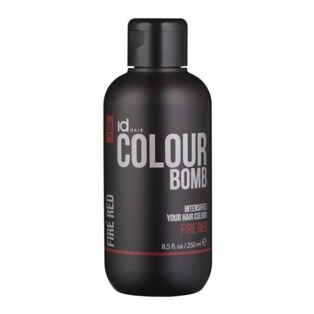 Id Hair Colour Bomb Fire Red Тонирующий Бальзам Огненный Красный, 250 мл.