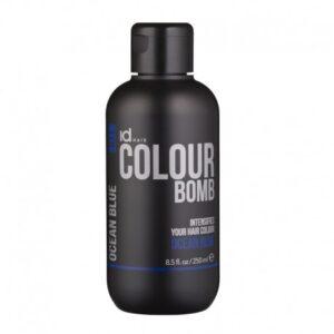 Id Hair Colour Bomb Ocean Blue Тонирующий бальзам Синий, 250 мл.