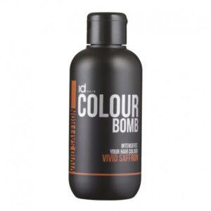 Id Hair Colour Bomb Vivid Saffron Тонирующий Бальзам Яркий Шафран, 250 мл