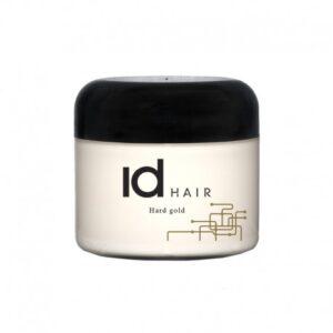 Id Hair Hard Gold Воск для Эффективной Фиксации Коротких Волос, 100 гр.