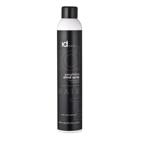 Id Hair Shine Spray Weightless — Суперлегкий блеск для волос, 400 мл