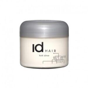 Id Hair Soft Silver Воск для фиксации причесок короткой и средней длинны, 100 гр.