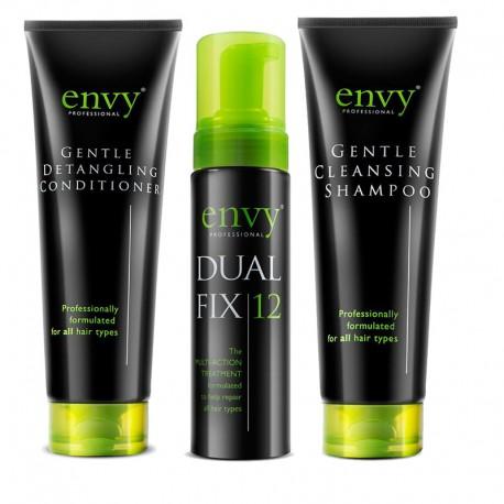 Набор для кератинового восстановления волос Envy