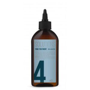 Solutions No.4 Тонизирующее средство для всех типов кожи головы 200 мл