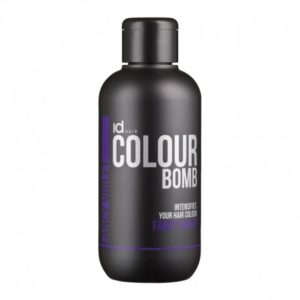 Id Hair Colour Bomb Fancy Violet Тонирующий Бальзам Модный Фиолет, 250 мл