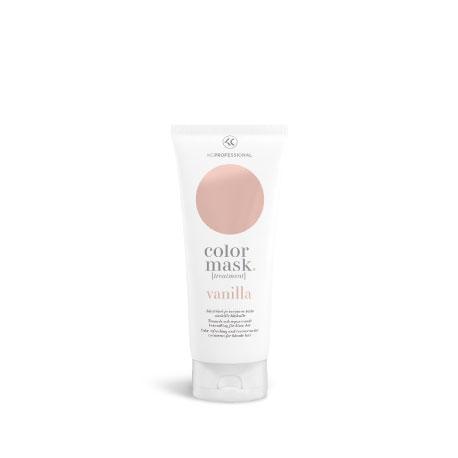 KC Color Mask Color Refreshing Treatment Vanilla - Тонирующая Маска для Волос, Ваниль, 200 мл