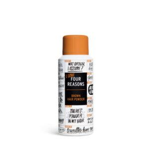 KC Four Reasons Travel Brown Hair Powder - Мини Пудра для темных Волос, 100 мл