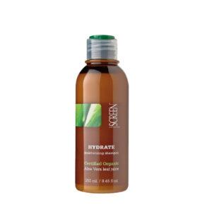 Screen Hydrate Moisturizing Shampoo - Увлажняющий Шампунь с Соком Алоэ Вера 250 мл.