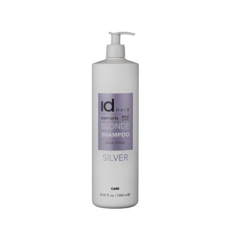 Elements Xclusive Blonde Silver Shampoo Шампунь для осветленных и блондированных волос - 1000 мл