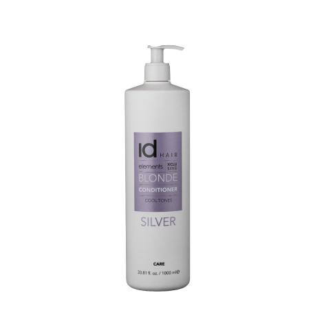 Elements Xclusive Blonde Silver Conditioner Кондиционер для осветленных и блондированных волос - 1000 мл