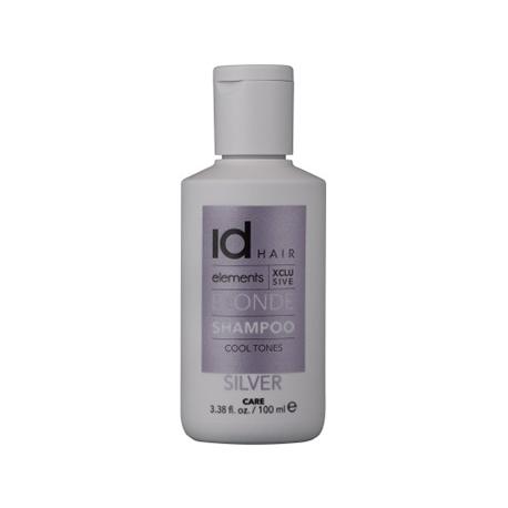 Elements Xclusive Blonde Silver Shampoo Шампунь для осветленных и блондированных волос, 100 мл